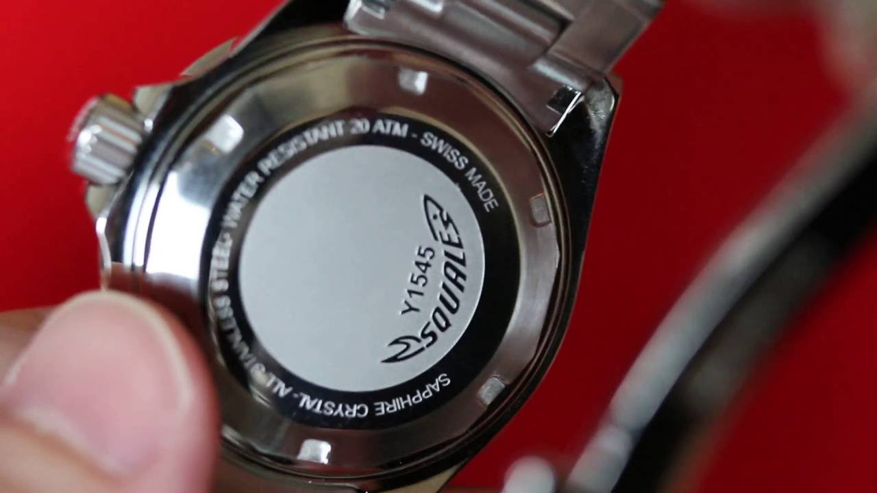 squale 20 atmos maxi unboxing and first impressions youtube