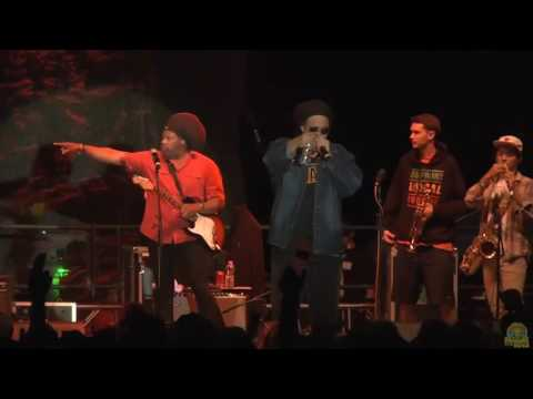 Marty Dread & Soul Syndicate  Reggae on the River 2016 Full Marty Dread Set