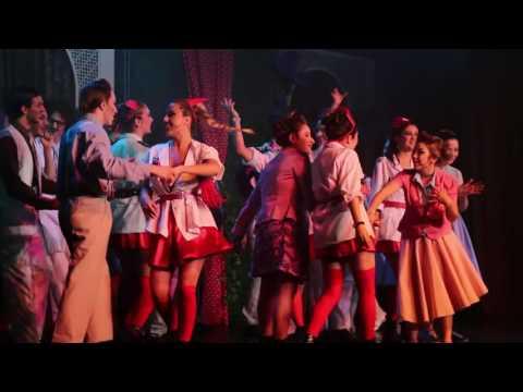 Muleta, El Musical. Ficus 2015.