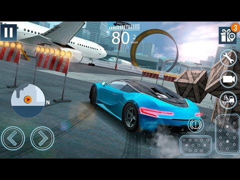 Extreme Car Driving Simulator 2 Android Gameplay Hd Part 3 Youtube