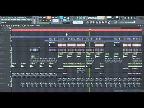 Fais feat. Afrojack - Hey (Full Remake) FL Studio...