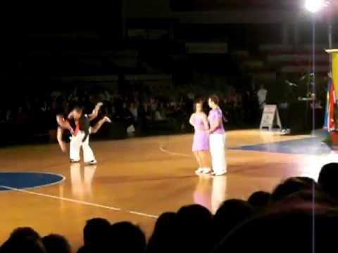 Yann-alrick et Solenn et Gael et laurianne quart 22/11/2008