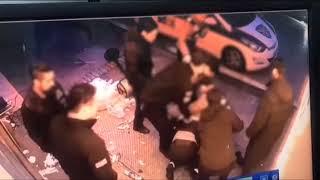 [현장영상] 버닝썬 클럽 외부 CCTV영상
