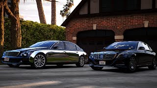 GTA V | MOST LUXURY CARS IN LOS SANTOS ✪