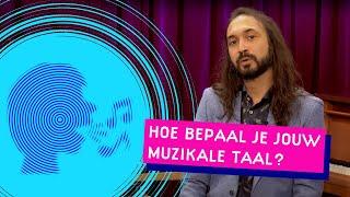 Kaveh Vares: Hoe bepaal je jouw muzikale taal?