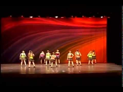 A Splash of Color: A Dance Recital