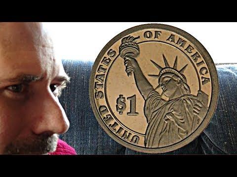 USA 2009 S James K. Polk Dollar