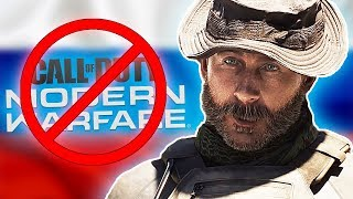 Modern Warfare (2019) Russia Controversy Explained
