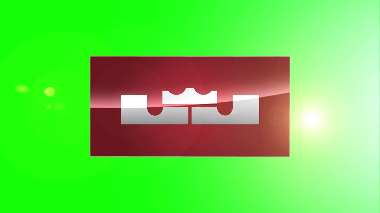 Lebron James Logo Green Screen - YouTube