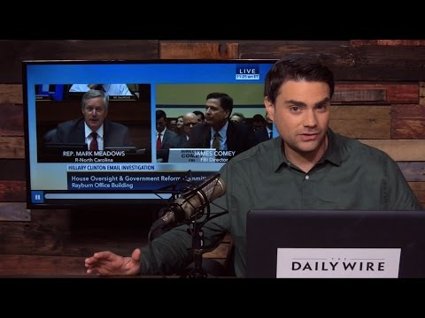 The Ben Shapiro Show Ep. 146 - The FBI Defended Hillary By Destroying The Law