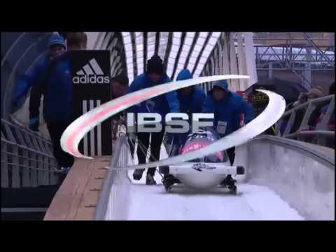 Bobsled from Liechtenstein crashed in Sochi