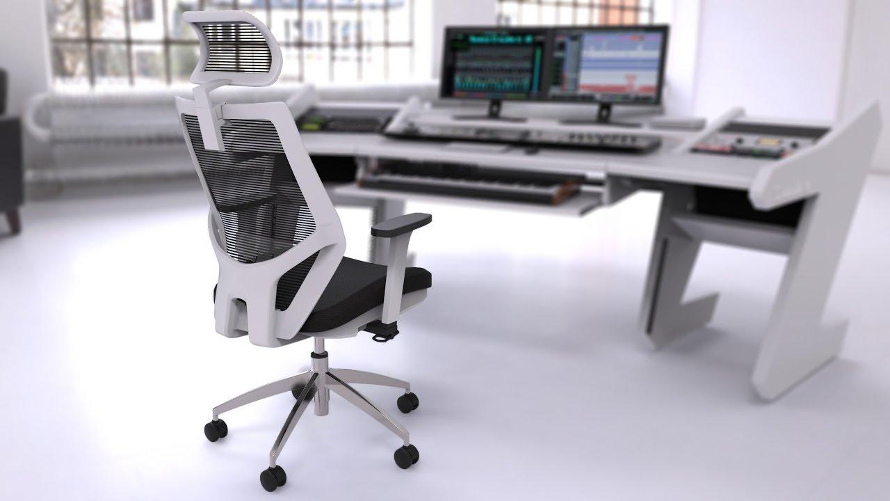 StudioDesk ErgoX Studio Chair Review By Pri Yon Joni