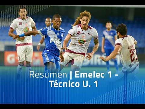 Emelec Tecnico U. Goals And Highlights