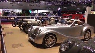 Reportage¦ Salon de l'auto 2016 Genève¦ Mute Radio