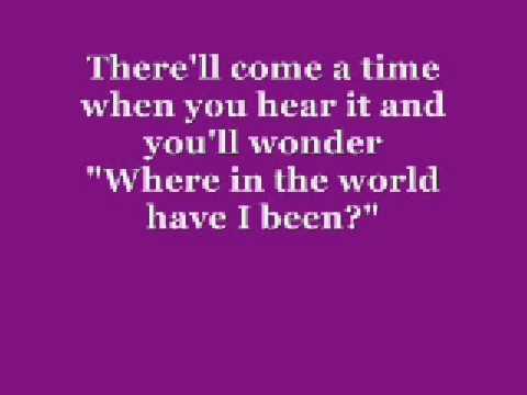 Lyrics: Warren Brothers Feat. Sara Evans - Thats the Beat of a Heart