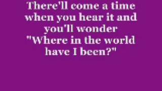 Lyrics: Warren Brothers Feat. Sara Evans - Thats the Beat of a Heart