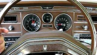 1976 Ford Thunderbird 460 V8 early drive