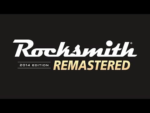 Rocksmith 2014 Edition – Remastered, Coming Oct 4 2016