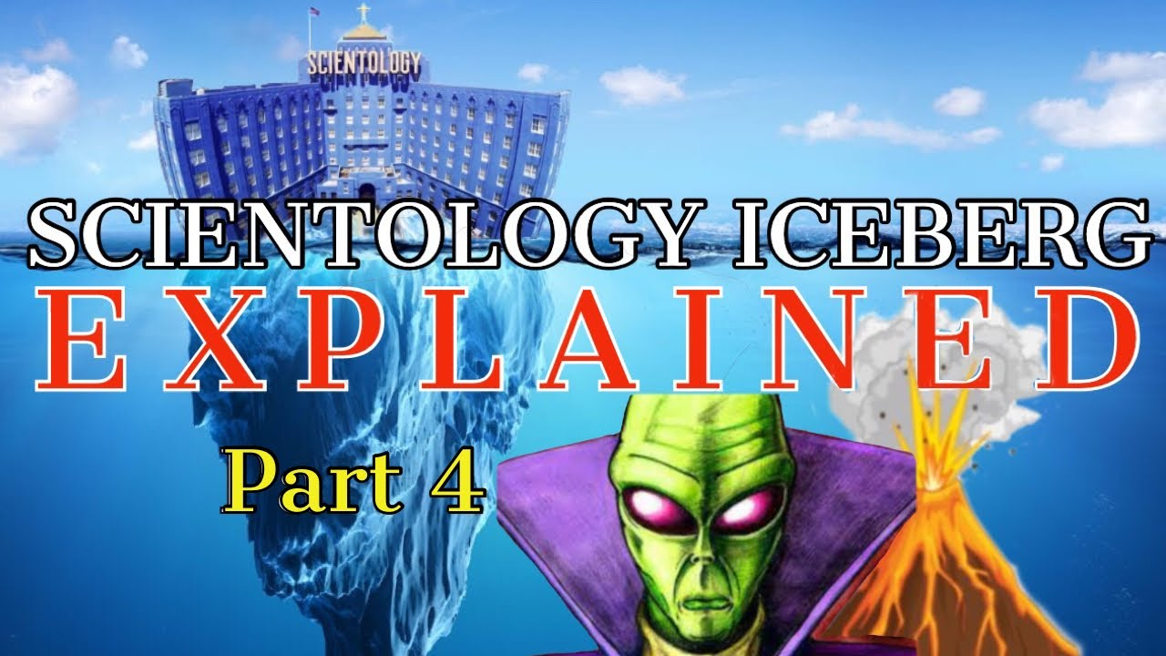Download Scientology Iceberg Explained Part 4 | Xenu, The Sea Org and more