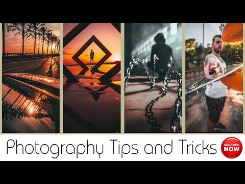 TIK TOK PHOTOGRAPHY TIPS AND TRICKS
