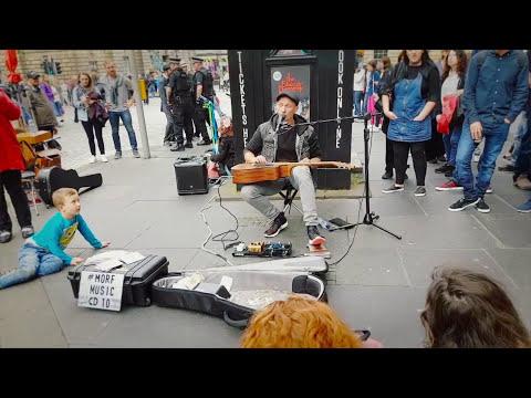 'Dancing on my own' - Morf Music (Live in Edinburgh)