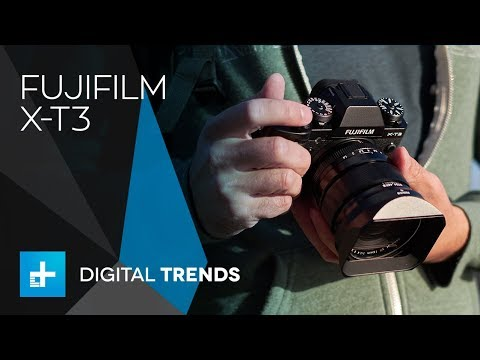 Fujifilm X-T3 - Hands On Review