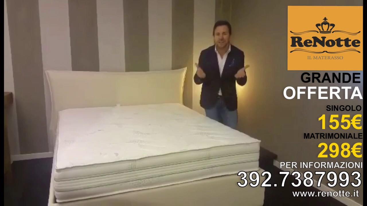 ReNotte - Promo Materassi - YouTube