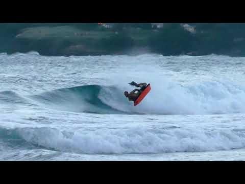 Raw 🎥 Surf 🌊 Bodyboard Footage BONSAÏ DIAMOND 💎 Martinique
