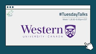 Webinar 1: Western University of Ontario (Part 2) | July 7th, 2020