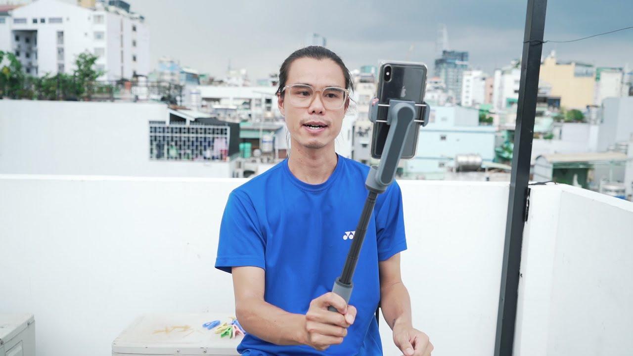 Gimbal điện thoại 2020 giá tốt Zhiyun Smooth X