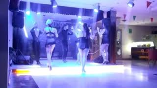 """LE JAZZ HOT"" HOLLYWOOD LIGHTS Show - MedPlaya Productions, Benidorm"