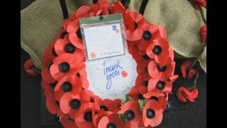 Walsall College Act of Remembrance