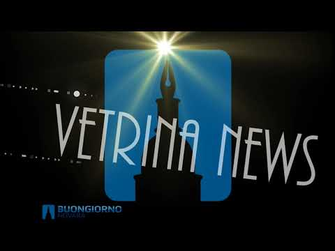 VETRINA NEWS Speciale Week-End del 17.03.2018 TG di Buongiorno Novara