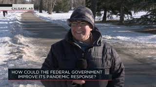 How could the federal government improve its pandemic response? | Outburst