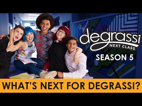 Degrassi: Next Class Season 5 Status Update: What's Next For Degrassi?