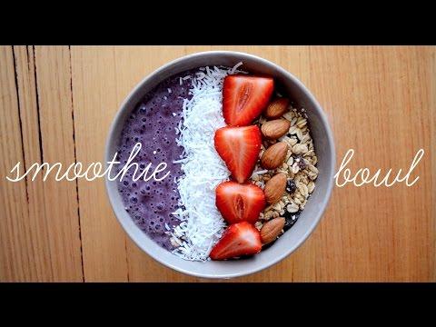 Smoothie Bowl Recipe | Clara De Nichilo