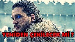 Game of Thrones - 8.Sezon Yeniden Çekilir mi ? - İmza Kampanyası - Final Saçmalığı