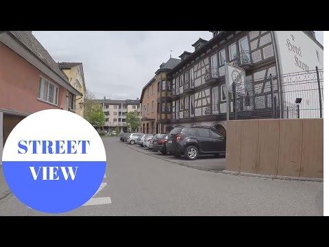 STREET VIEW: Rielasingen-Worblingen in GERMANY