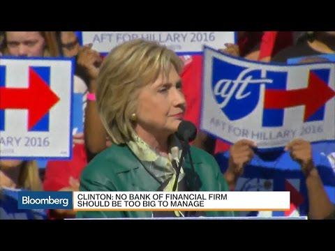 Clinton Delivers Dodd-Frank Defense To Wall Street