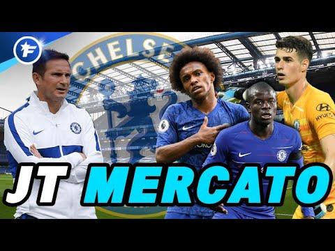 Chelsea entame sa grande braderie | Journal du Mercato