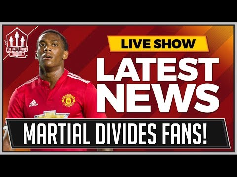 Anthony MARTIAL Transfer Debate! Manchester United Transfer News