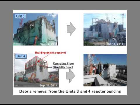 Fukushima Daiichi Nuclear Power Station Video Tour