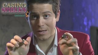 Der Knuckle Roll - Die besten Poker Chip Tricks (trick 6/12)