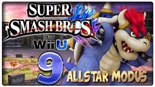 Let's Play SUPER SMASH BROS. U Part 9: Allstar Mode (Schwer)