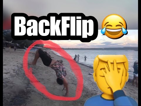 Mag BACKFLIP ako 😂 l Lucky 7 beach Resort l Laiya batangas