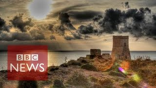 Malta: 'nurse Of The Mediterranean'. - Bbc News