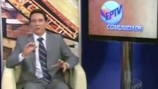 Obesidade Infantil - EPTV Comunidade - Cristina Trovó - Parte 1
