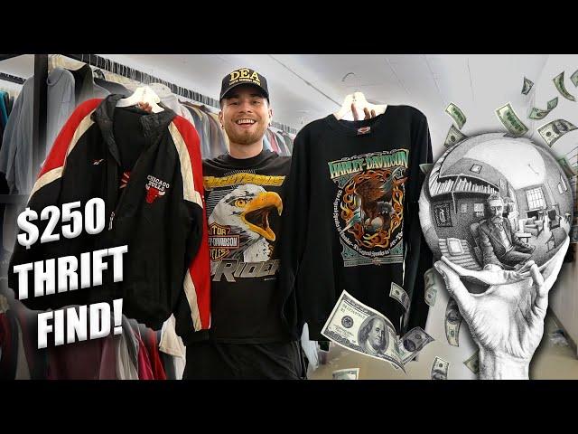 $250 MC Escher Grail Found in the Thrift! Trip to the Thrift #324
