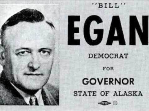 Bill Egan, Alaska