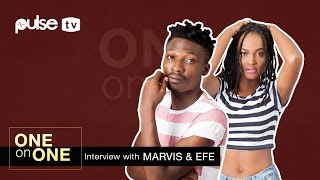 Big Brother Naija: Marvis, Efe On Their Relationship After The House | Pulse TV
